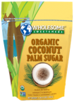NEW Organic Coconut Palm Sugar