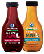 World's 1st Fair Trade Organic Agave Syrup