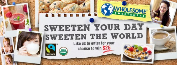 Sweeten Your Day Sweeten the World Photo Contest